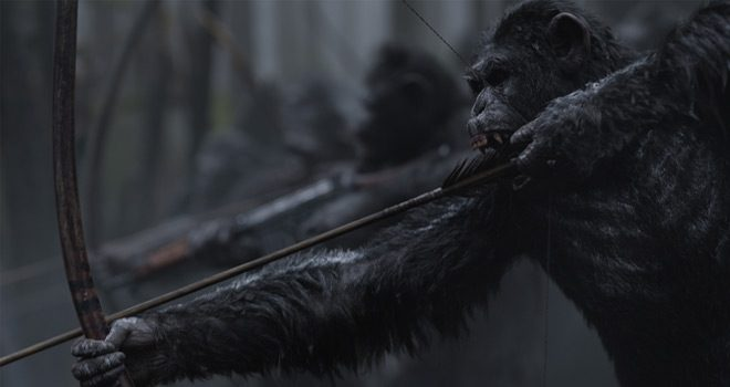 war 4 - War for the Planet of the Apes (Movie Review)