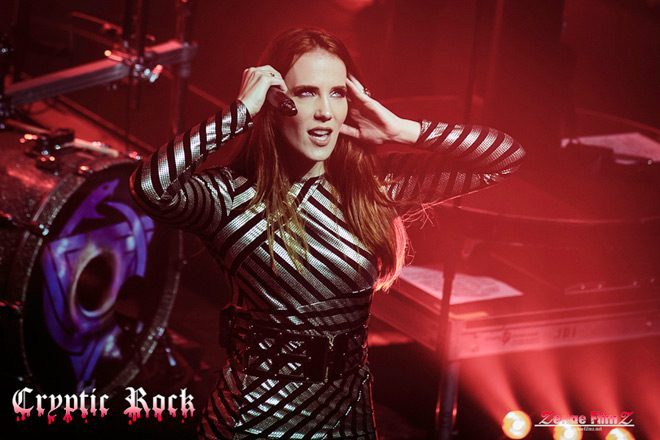 2016 12 02 Epica WebsterHall 130 - Interview - Simone Simons Talks Life In Epica