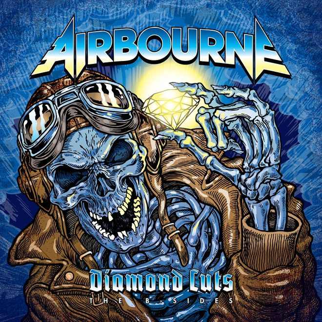 Airbourne DCuts B Sides 3600 - Airbourne - Diamond Cuts - The B-Sides (Album Review)