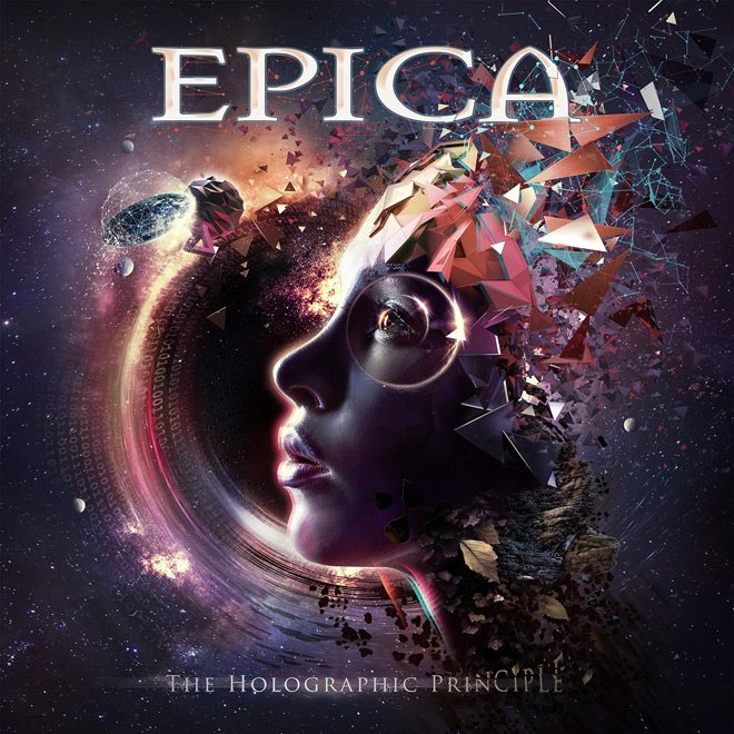 Epica The Holographic Principle Artwork - Interview - Simone Simons Talks Life In Epica