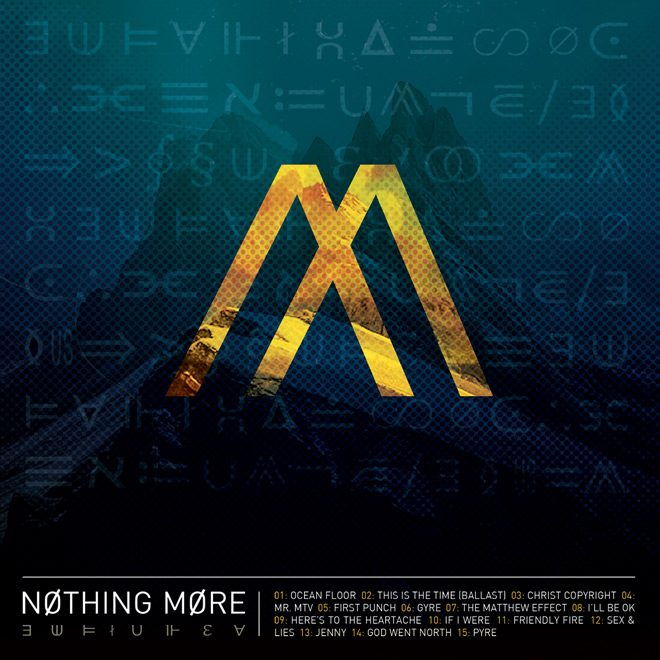 NothingMore CD - Interview - Jonny Hawkins Talks The Return of Nothing More