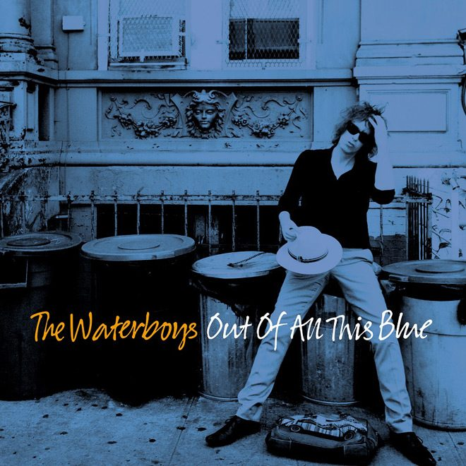 OutOfAllThisBlue OnlineCover RGB - The Waterboys - Out of All This Blue (Album Review)