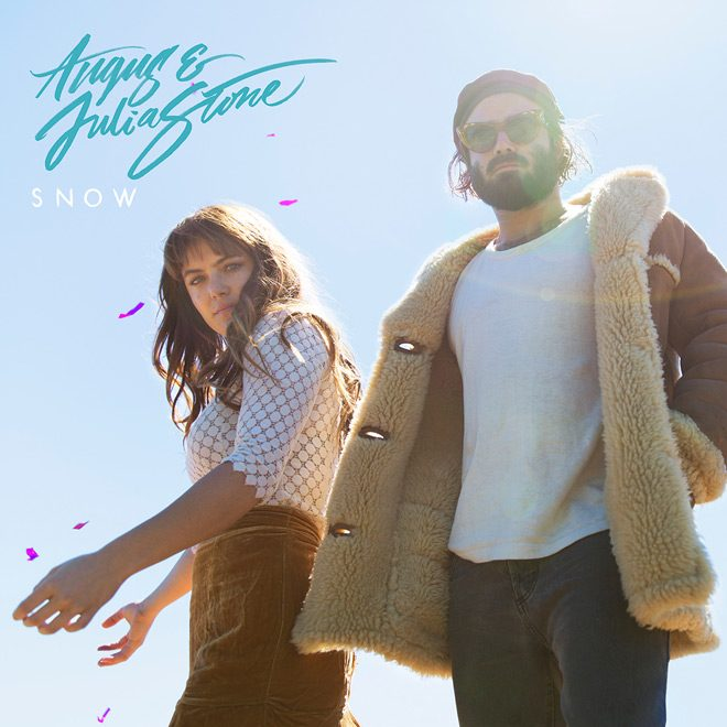 angus cover - Angus & Julia Stone - Snow (Album Review)