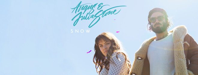 angus slide - Angus & Julia Stone - Snow (Album Review)