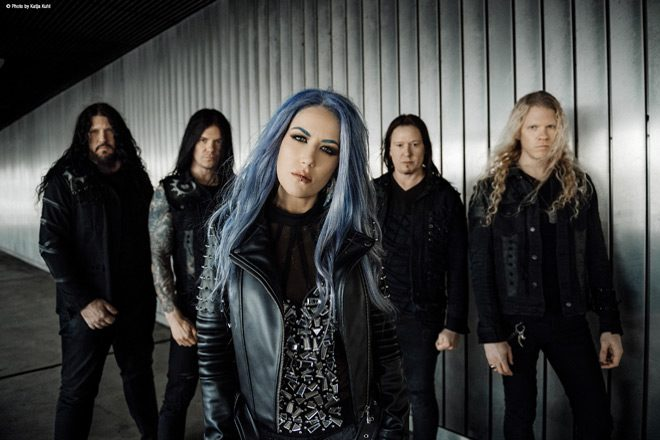 arch - Arch Enemy - Will To Power (Album Review)