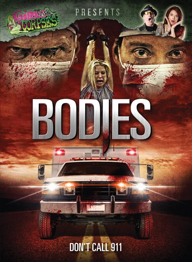 bodies poster - Bodies (Movie Review)