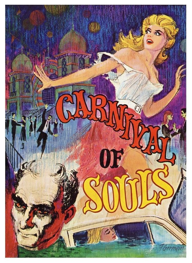 carnival poster - Carnival of Souls - A Horror Classic 55 Years Later