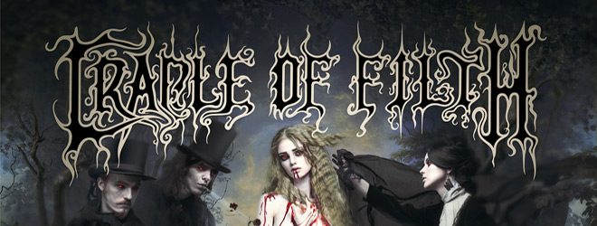cradle 2017 slide - Cradle of Filth - Cryptoriana – The Seductiveness of Decay (Album Review)