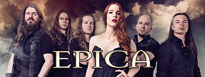 epica 2017 interview - Interview - Simone Simons Talks Life In Epica