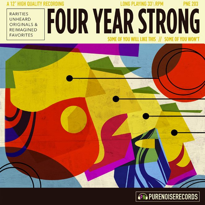 four years album - Four Year Strong - Some of You Will Like This, Some of You Won't (Album Review)