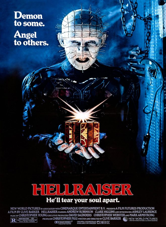 h poster - Hellraiser - 30 Years Inside Lemarchand's Box