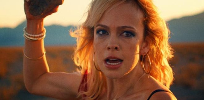 it stains 1 - It Stains the Sands Red (Movie Review)