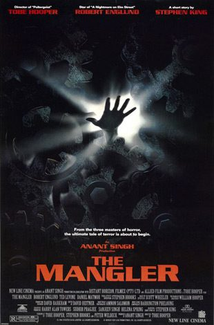 mangler - Tobe Hooper - The Man Behind The Saw