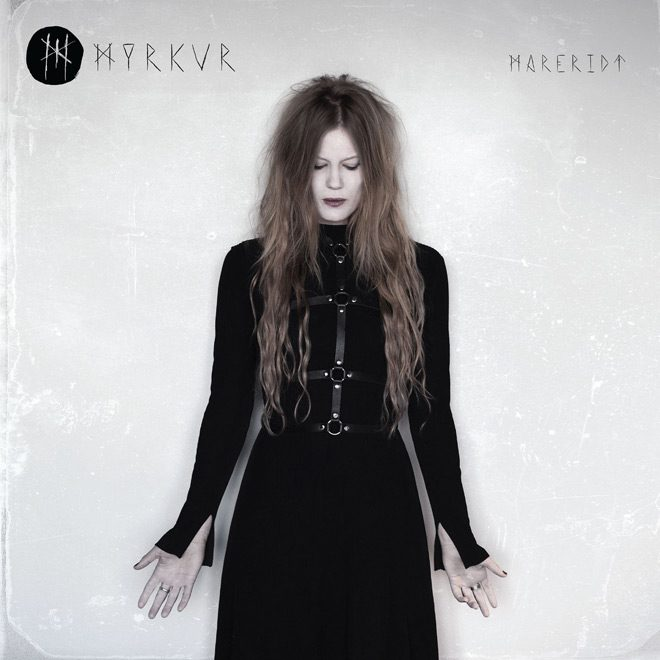 myrkur album cover - CrypticRock Presents: The Best Albums Of 2017