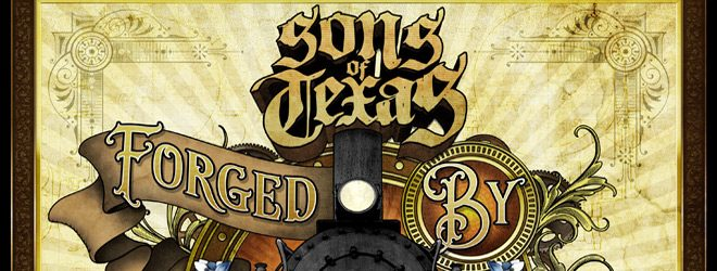 sons of texas slide - Sons of Texas - Forged By Fortitude (Album Review)