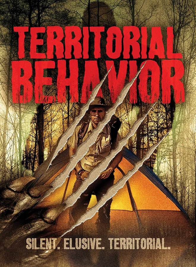 terror poster - Territorial Behavior (Movie Review)