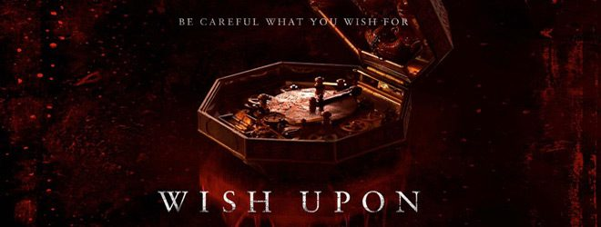 wish upon slide - Wish Upon (Movie Review)