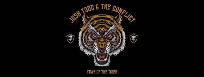 year of tiger slide - Josh Todd & The Conflict - Year of the Tiger (Album Review)