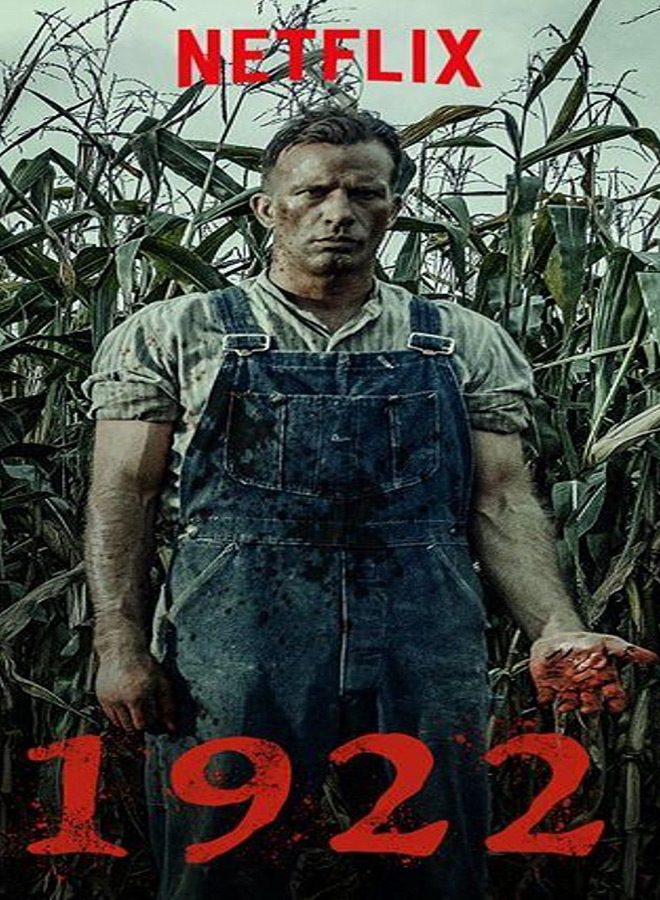 1922 poster - 1922 (Movie Review)