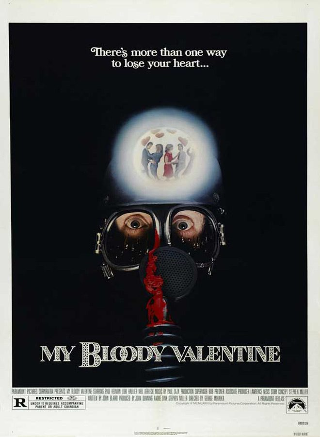 1981 my bloody valentine poster1 - Interview - George Mihalka