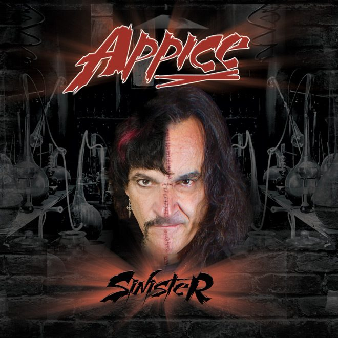 Appice Sinister 1500x1500 - Appice - Sinister (Album Review)