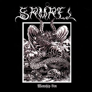 Cover of Samaels first album  Worship Him  - Interview - Vorph of Samael