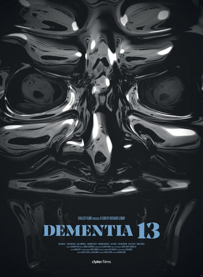 DEMENTIA 13 POster - Dementia 13 (Movie Review)