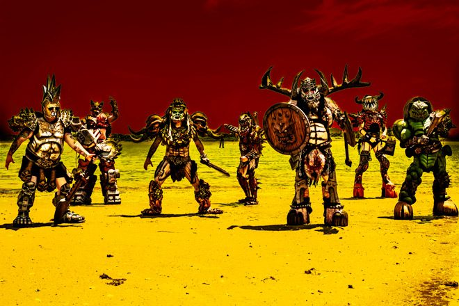 GWAR Promo photo 17 - GWAR - The Blood of Gods (Album Review)
