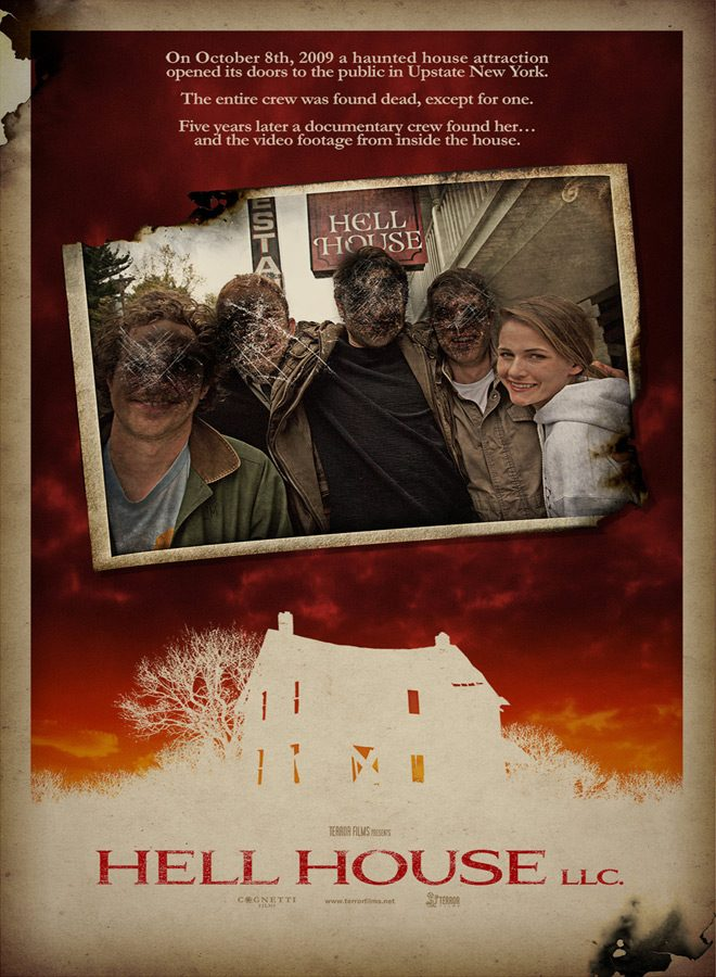 Hell House LLC poster - Hell House LLC (Movie Review)