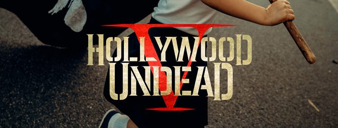 Hollywood Undead slide - Hollywood Undead - Five (Album Review)