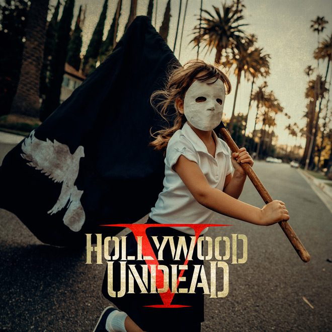 Hollywood Undead 1500 - Hollywood Undead - Five (Album Review)