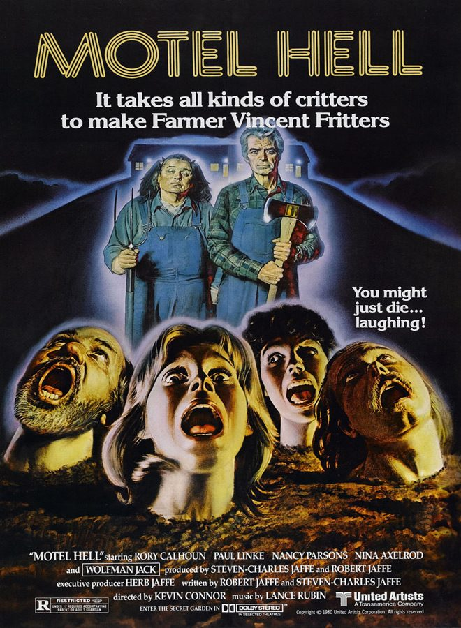 Motel Hell - This Week In Horror Movie History - Motel Hell (1980)