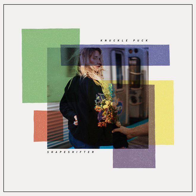 Shapeshifter Cover - Knuckle Puck - Shapeshifter (Album Review)