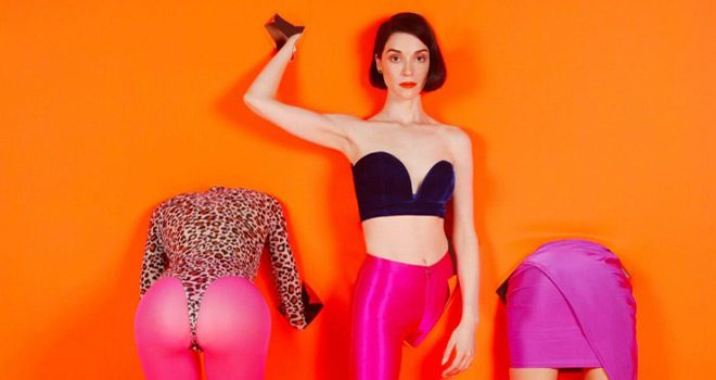 St Vincent promo - St. Vincent - MASSEDUCTION (Album Review)