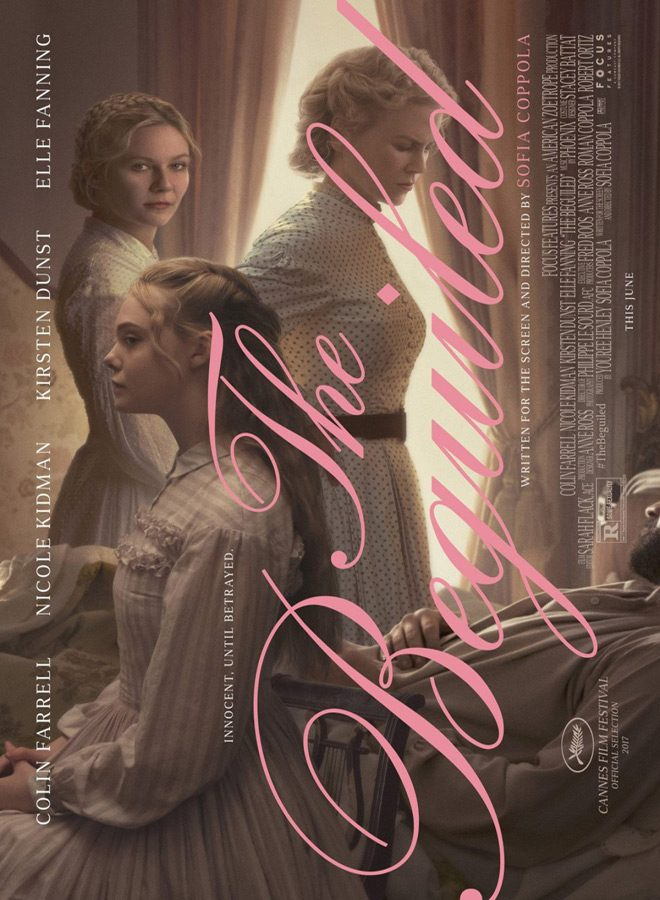 THE BEGUILED movie poster - The Beguiled (Movie Review)