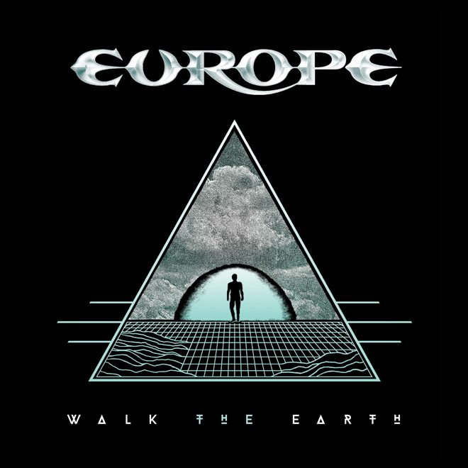 WTE Cover - Europe - Walk The Earth (Album Review)