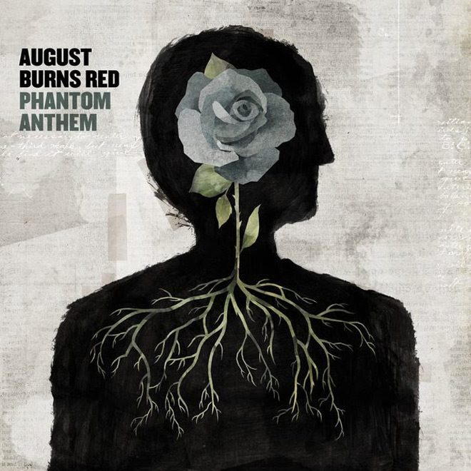 august - August Burns Red - Phantom Anthem (Album Review)