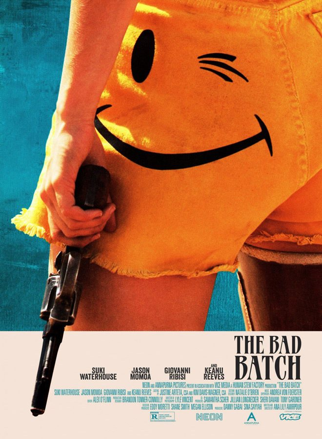 bad batch poster - The Bad Batch (Movie Review)