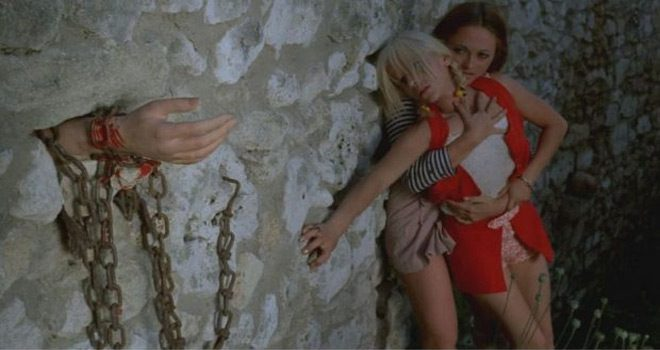 book 4 - Lost Girls: The Phantasmagorical Cinema of Jean Rollin (Book Review)