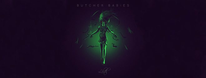 butcher slide - Butcher Babies - Lilith (Album Review)