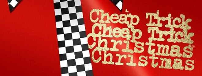 cheap chiristmas slide - Cheap Trick - Christmas Christmas (Album Review)