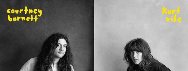courtney album 1 - Courtney Barnett and Kurt Vile - Lotta Sea Lice (Album Review)