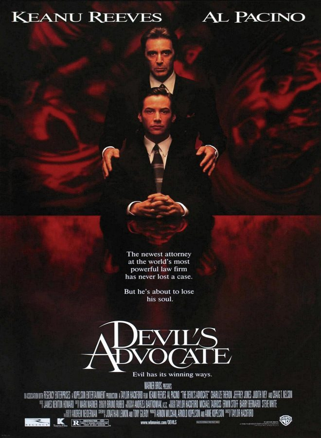 devil poster 1 - The Devil's Advocate - Still Tempting After 20 Years