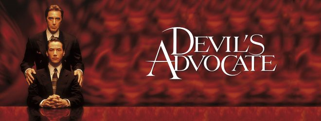 devils slide - The Devil's Advocate - Still Tempting After 20 Years