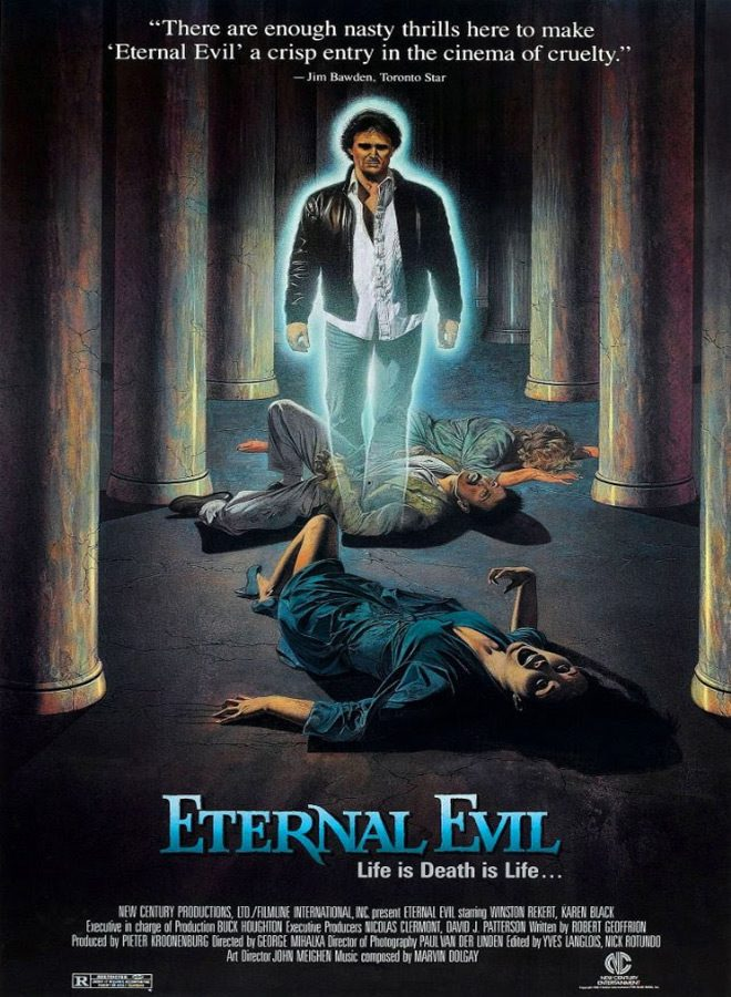 eternal evil - Interview - George Mihalka