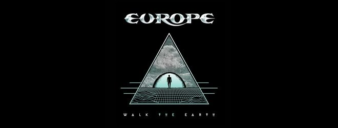 europe slide - Europe - Walk The Earth (Album Review)