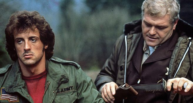 first blood 1 - First Blood - Rambo Lives 35 Years Later