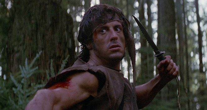 first blood 3 - First Blood - Rambo Lives 35 Years Later
