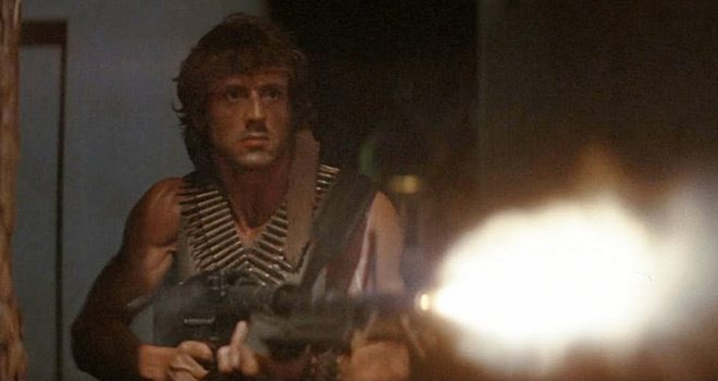 first blood 4 - First Blood - Rambo Lives 35 Years Later