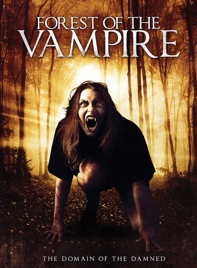 forest poster - Forest of the Vampire (Movie Review)
